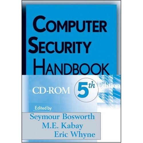 Picture of Computer Security Handbook, 5th Edition; CD-ROM Edition
