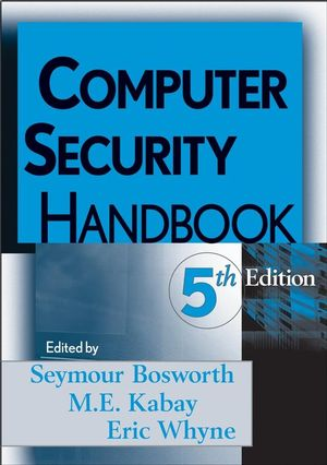 Cover, Computer Security Handbook, 5th Edition