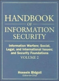 Handbook of Information Security Cover
